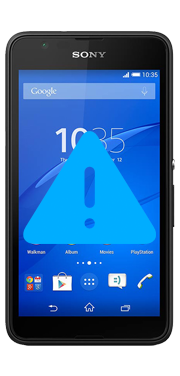 Sony Xperia E4G Software Fix