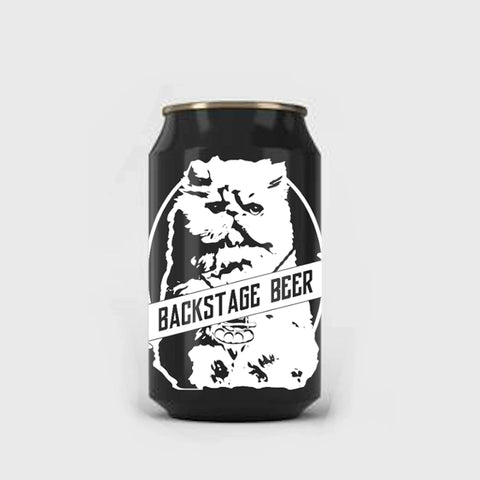 Beer Flag - Backstage (6-pack)