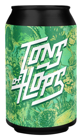 Beer Flag - Tons of Hops (6-pack)