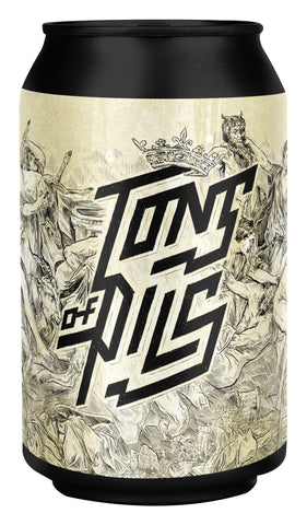 Beer Flag - Tons of Pils (6-pack)