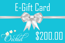 Load image into Gallery viewer, Orchid Nail Spa Gift Cards