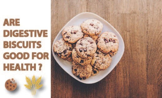 digestive biscuits good for health
