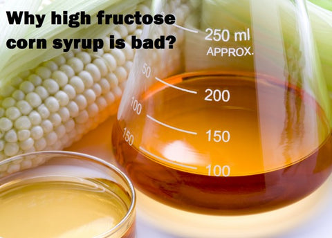 corn syrup is bad