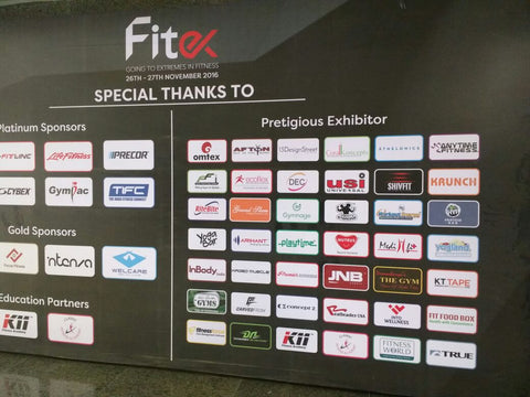 fitex power event