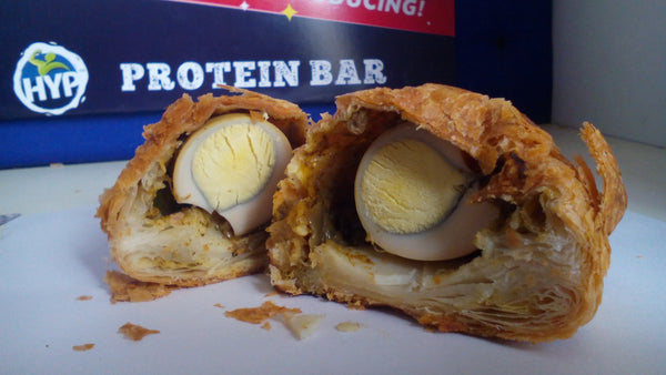Egg Puff Calorie Content -HYP protein bars