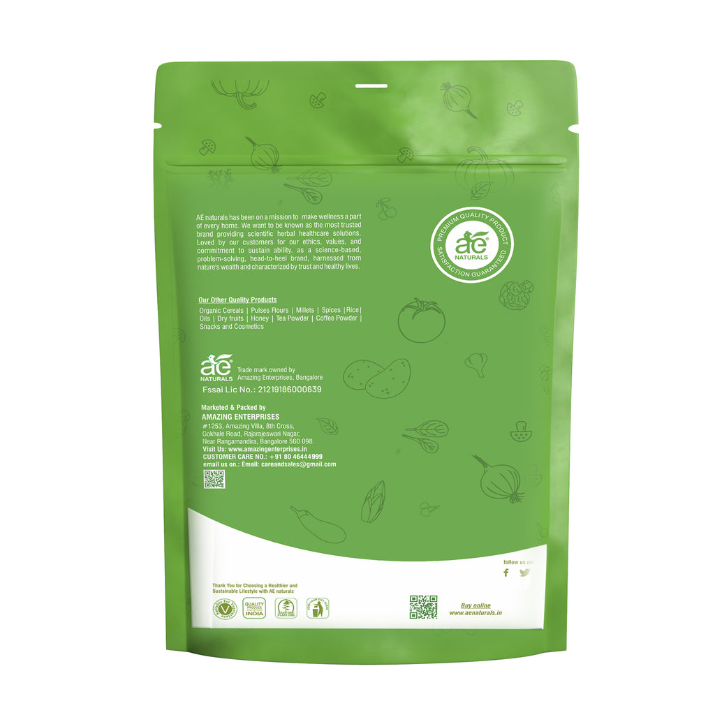 AE NATURALS Wheat Grass Powder