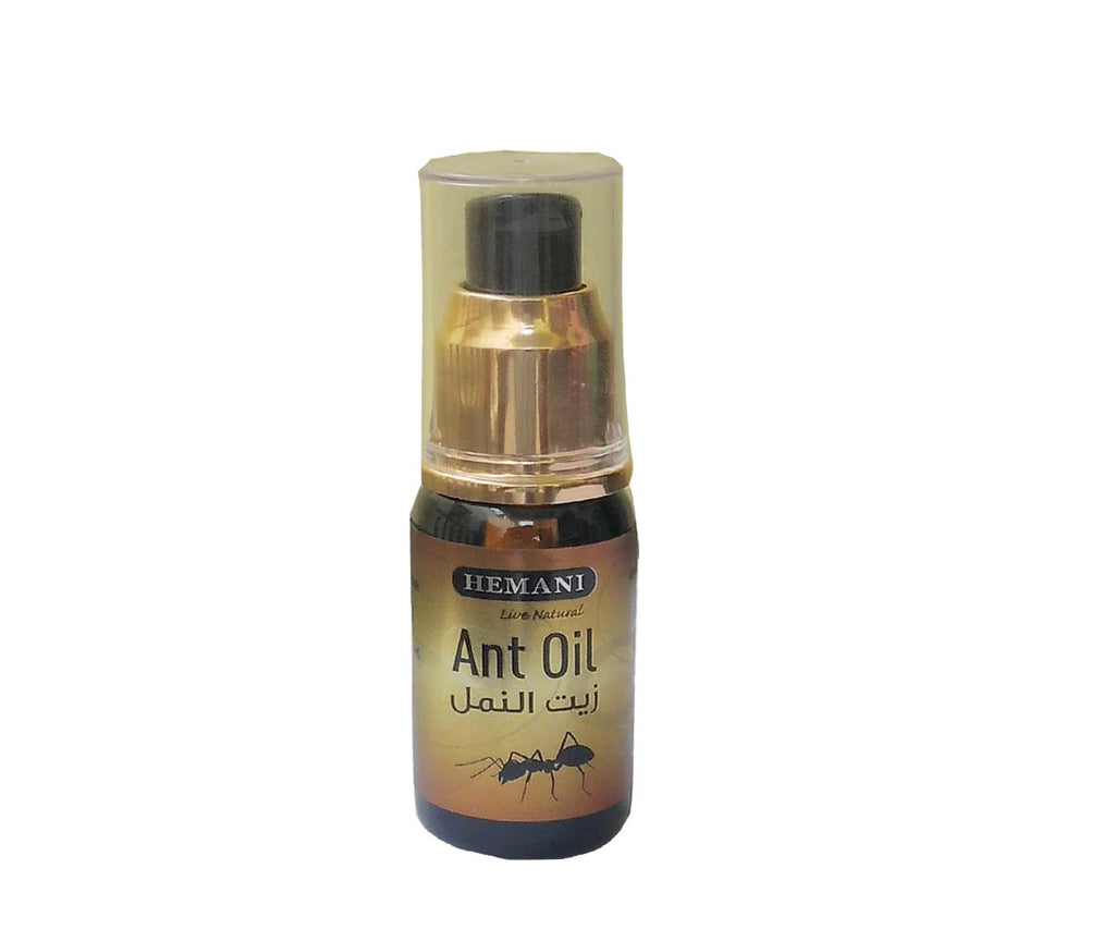Hemani Ant Egg Oil A Traditional Permanent Hair Removal Treatment