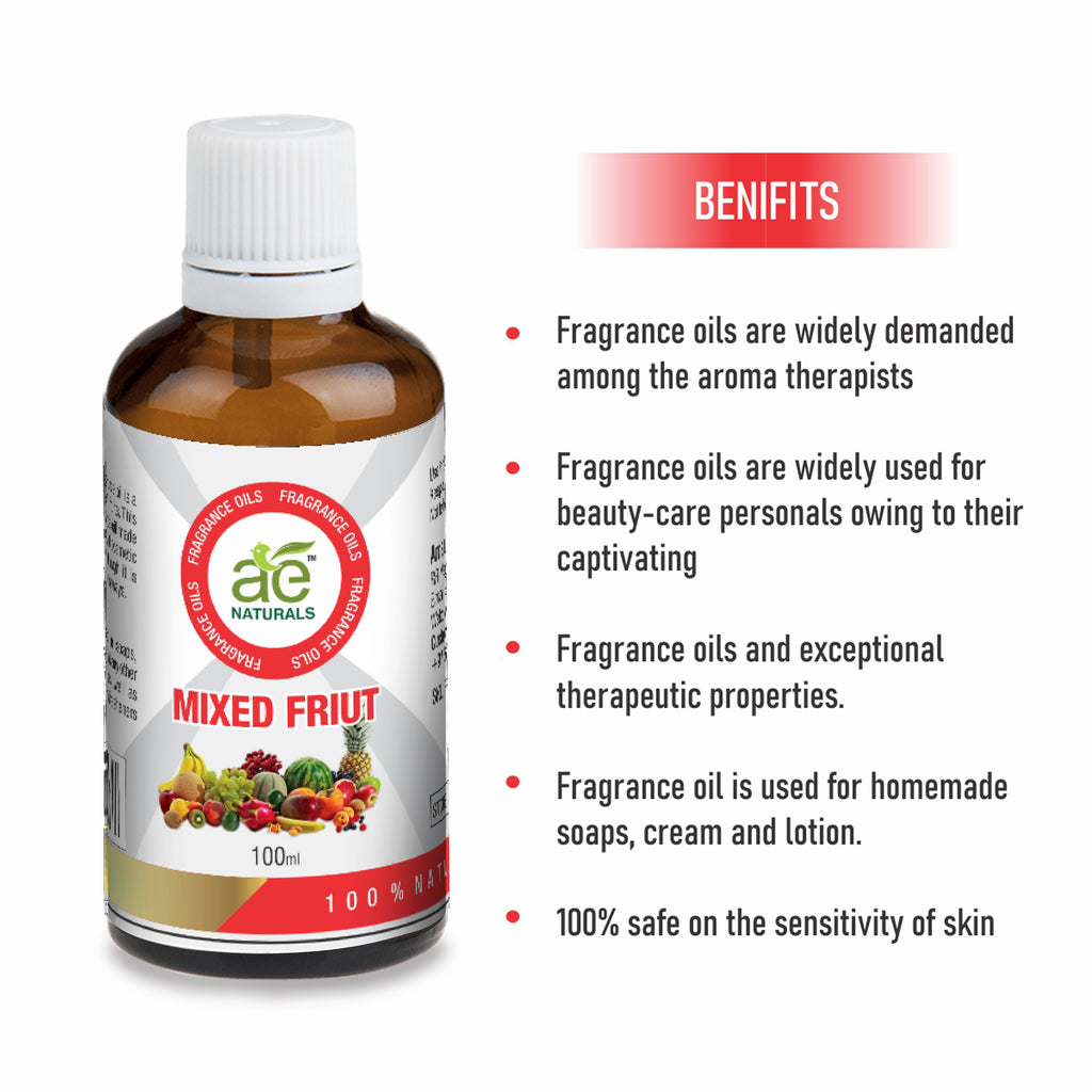AE Naturals Mixed Friut Fragrance Oil  100ml
