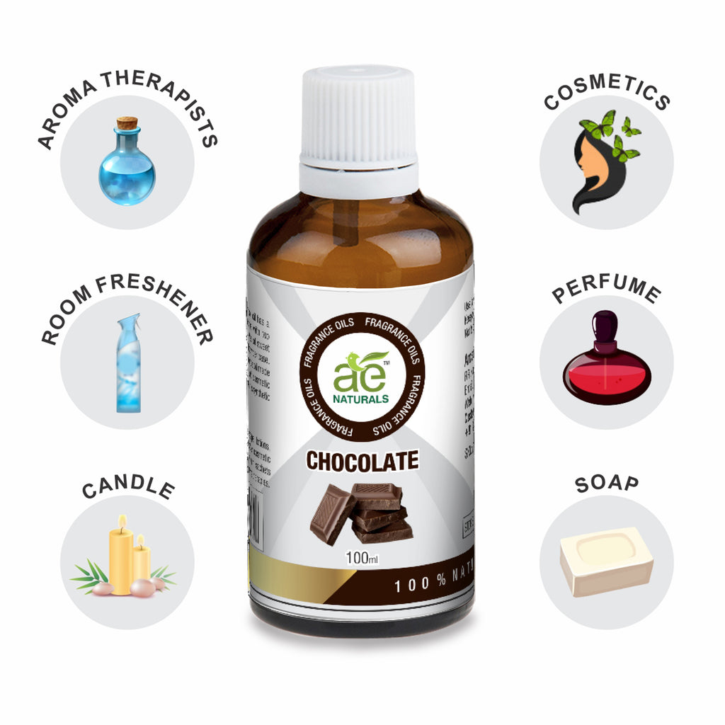 AE Naturals Chocolate Fragrance Oil  100ml