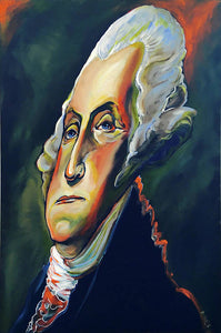 George Washington - Art Print