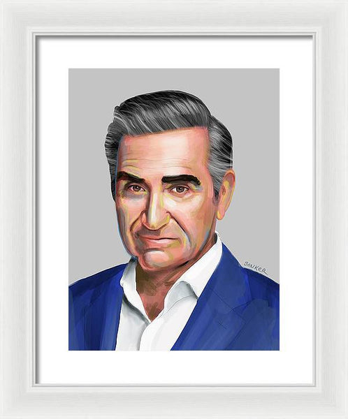 Johnny Rose - Framed Print