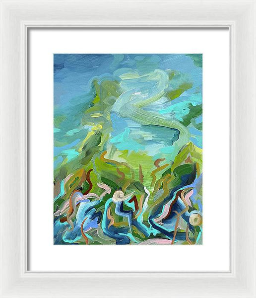 Nineteen Thirty One - Framed Print
