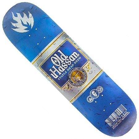 Black label - Omar Hassan - Deck - Brew Series - 8.38