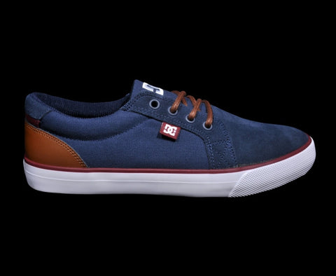 DC Council SD Shoe Navy/Camel