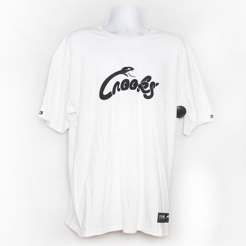 Crooks & Castles Men's Knit T-Shirt - Rascal CC