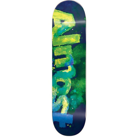 Almost - Blotchy Logo Green 8.0 Deck