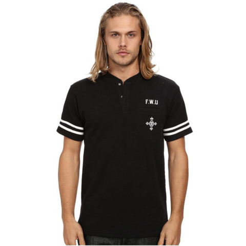 Crooks & Castles Black Hooligan Shirt