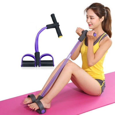 Resistance Band Elastic Gym Exercise