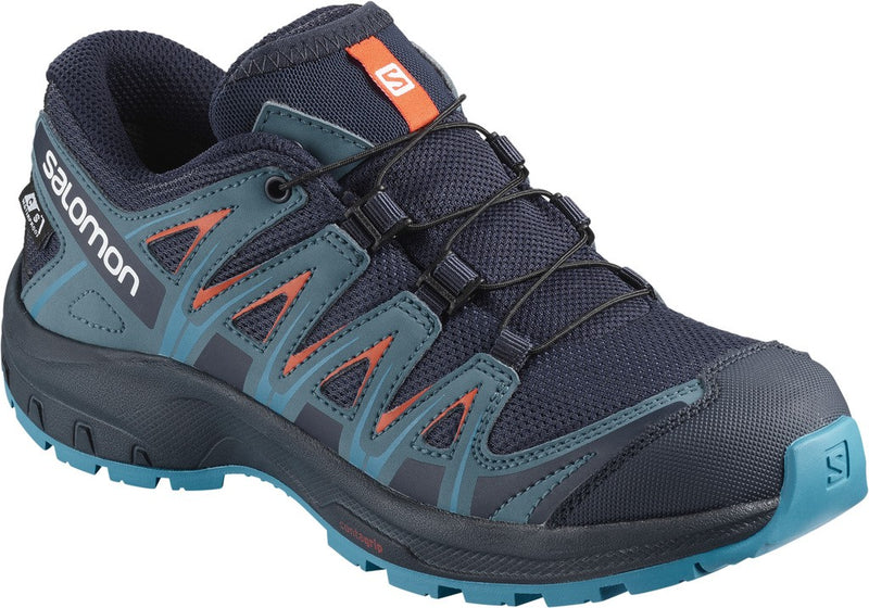 CHAUSSURES TRAIL XA PRO 3D CSWP JUNIOR SALOMON
