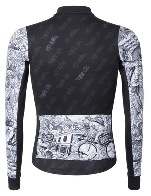 Rockets and Rascals Long Sleeve Jersey
