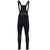 Bora Windproof Winter Bib Tights - Black