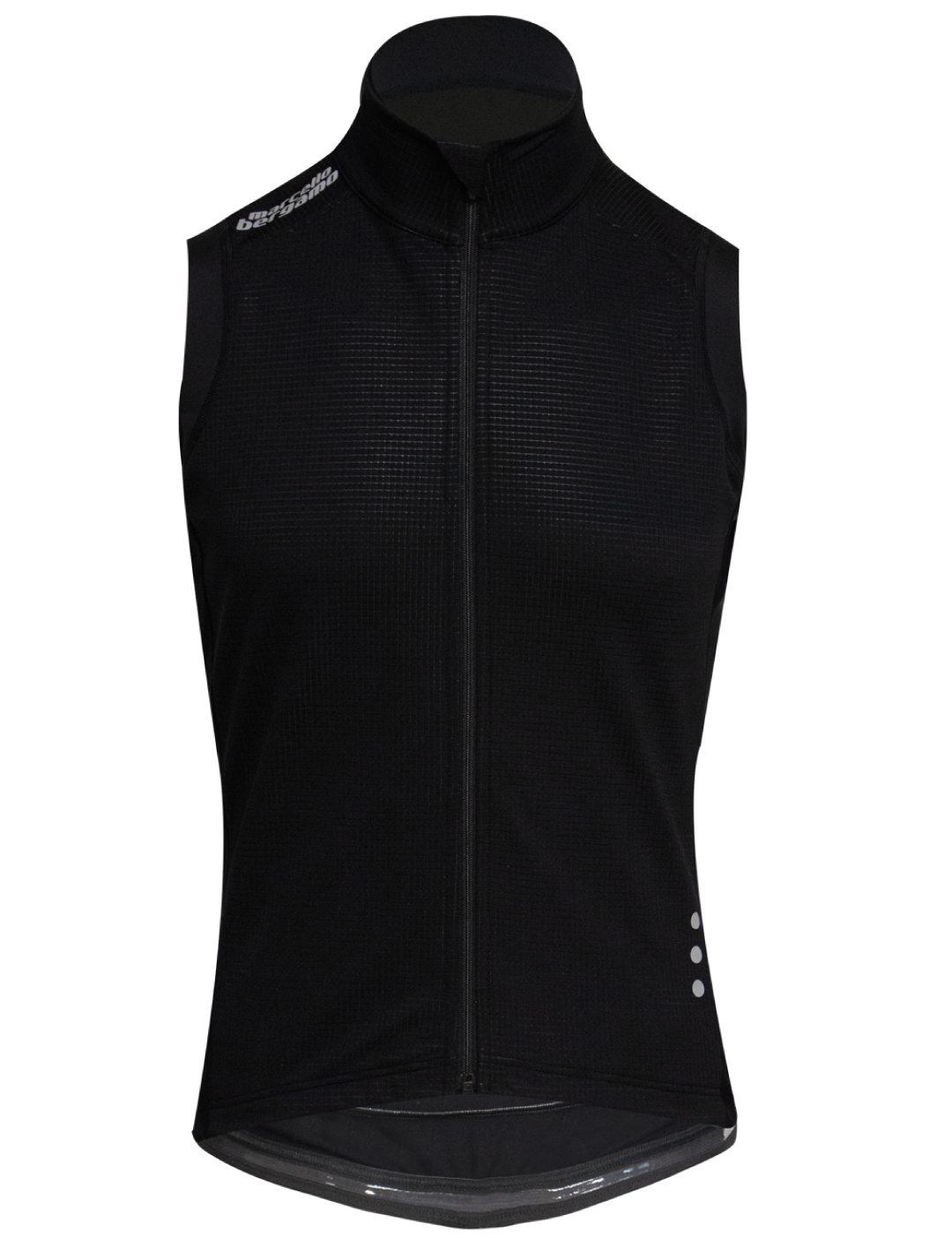 Bora Windproof Vest - Black