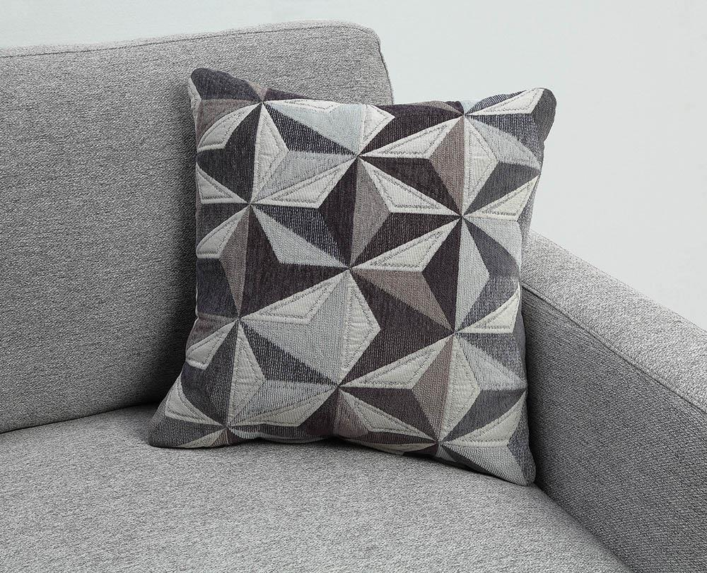Grey - Stellan Upholstered Sofa Grey
