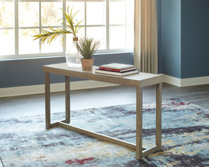Open image in slideshow, Challene Sofa Table