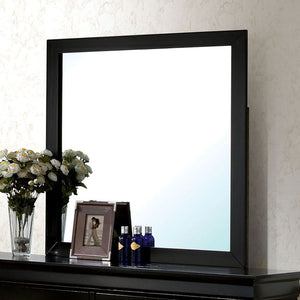 Open image in slideshow, Louis Philippe III - Mirror - Black