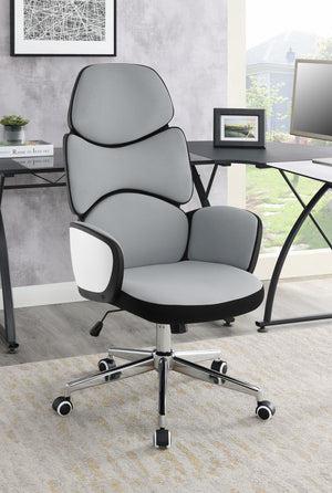 Open image in slideshow, Light Grey - Office Chair