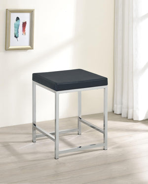 Open image in slideshow, Dark Grey - Vanity Stool