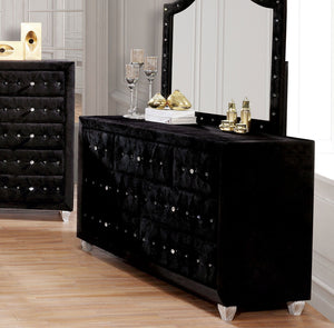 Open image in slideshow, Alzire - Dresser - Black