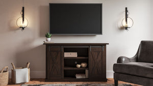 "Open image in slideshow, Camiburg 54"" TV Stand"