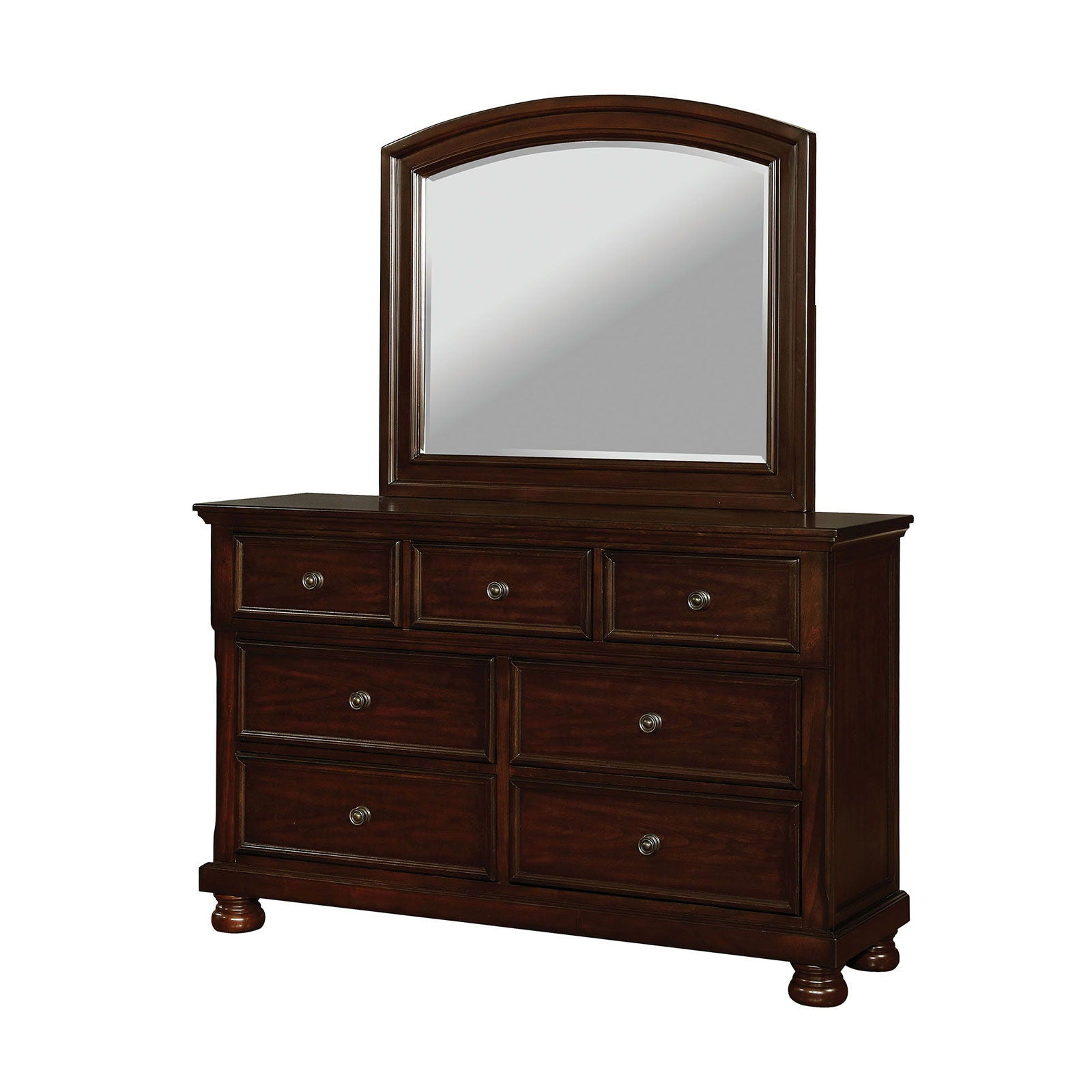 Castor - Dresser - Brown Cherry