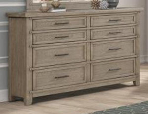 Open image in slideshow, Fairfax County Dresser - Driftwood