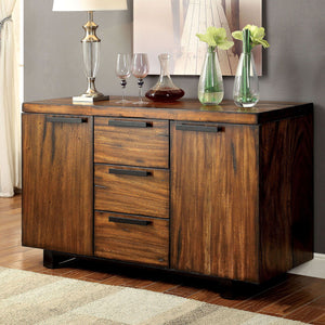Maddison - Server - Tobacco Oak