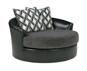 Open image in slideshow, Kumasi Oversized Chair
