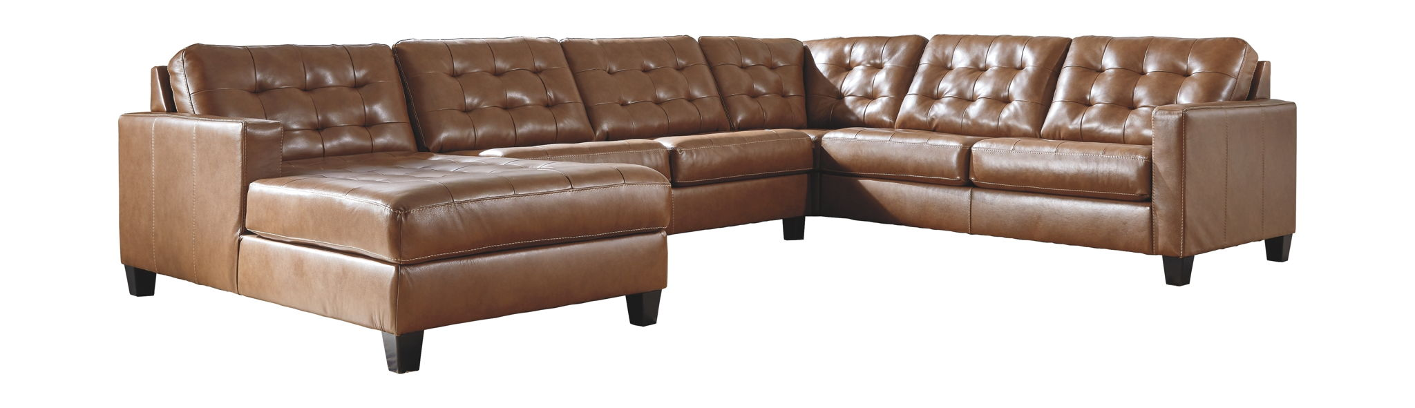Baskove Sectional with Chaise