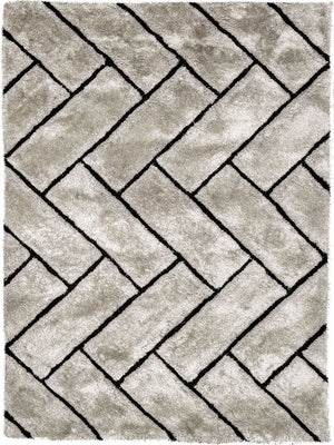 Open image in slideshow, Fermont - Area Rug - Gray