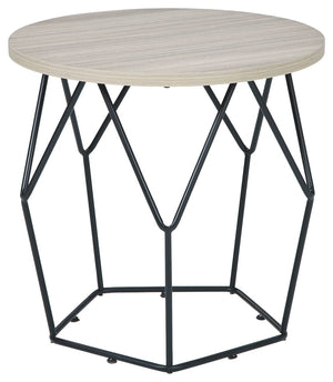 Open image in slideshow, Waylowe End Table