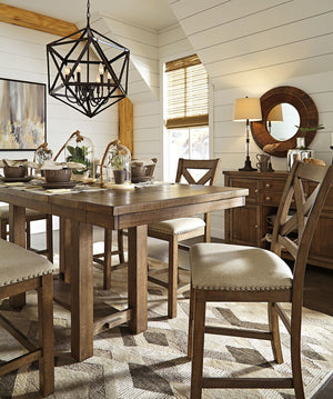 Moriville Counter Height Dining Room Extension Table