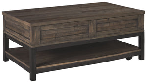 Johurst Coffee Table with Lift Top