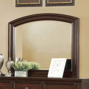 Open image in slideshow, Castor - Mirror - Brown Cherry