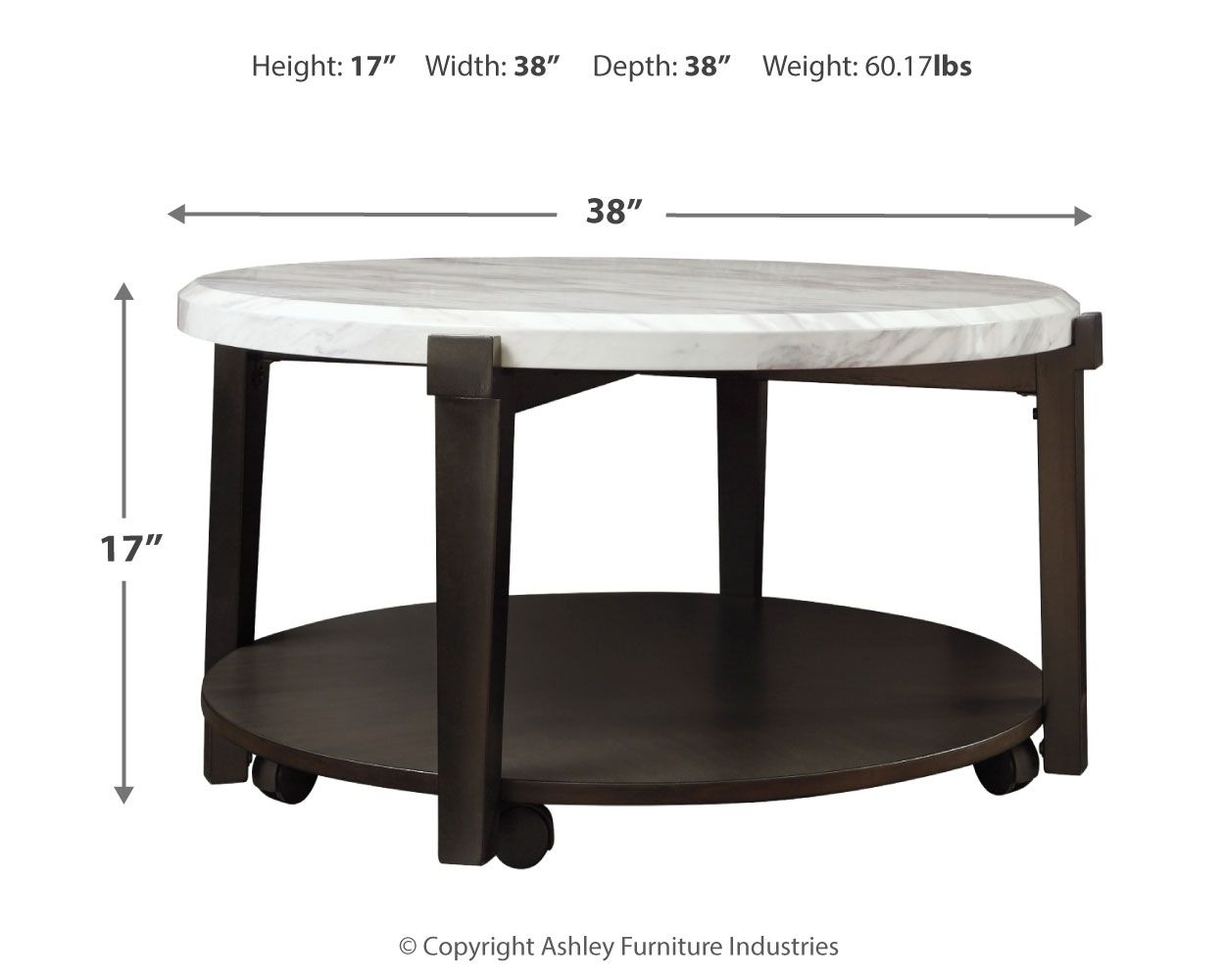 Janilly Coffee Table