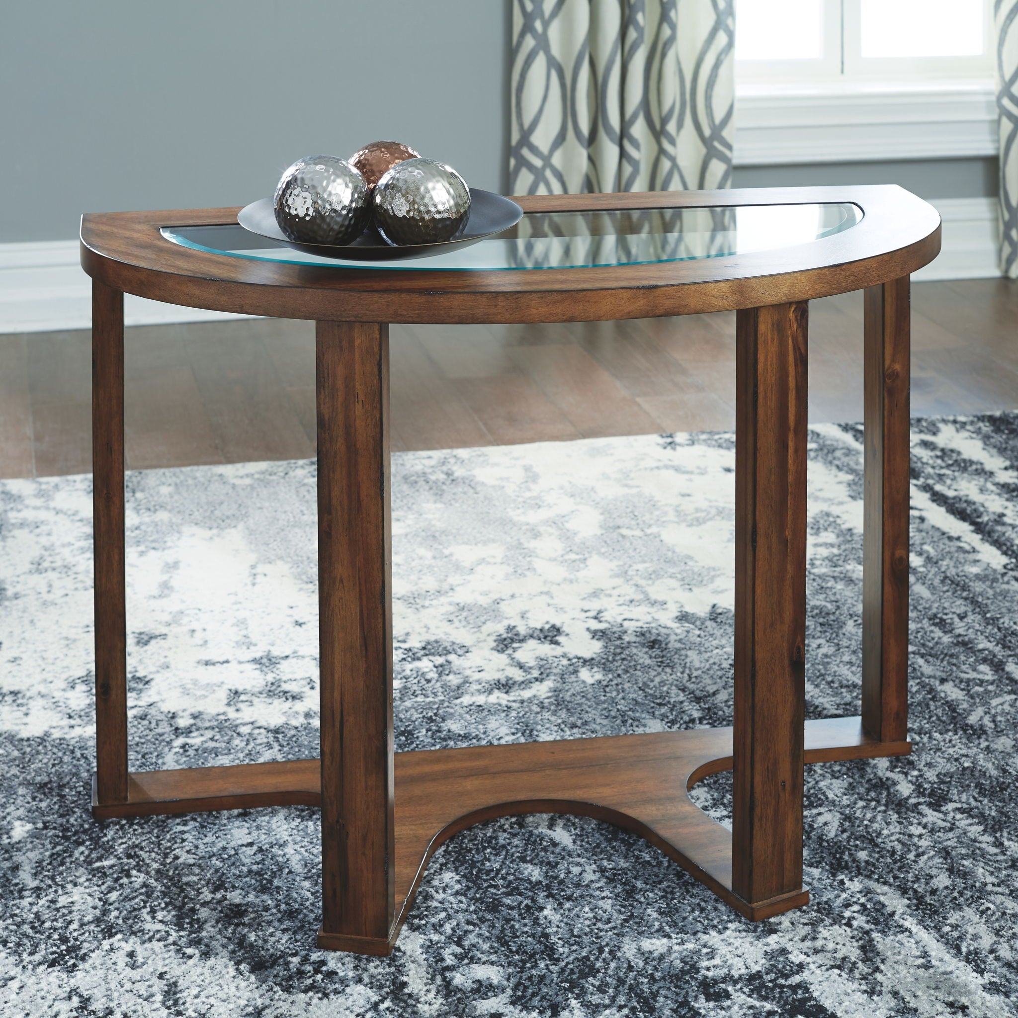 Hannery Sofa/Console Table
