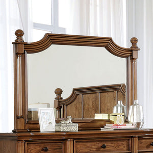 Open image in slideshow, Mantador - 4 Mm Mirror - Dark Oak