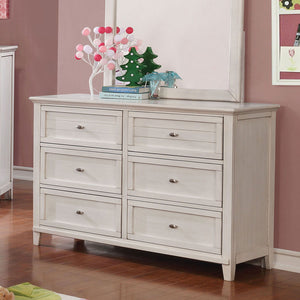 Open image in slideshow, Brogan - Dresser - Antique White