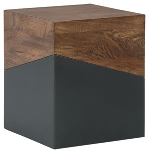 Open image in slideshow, Trailbend Accent Table