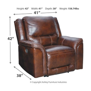 Catanzaro Power Recliner