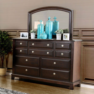 Open image in slideshow, Litchville - Dresser - Brown Cherry